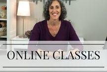 Online Classes with Patty Lyons / Check out some of Patty's great online knitting classes! Trailers, promos, student projects, and more!