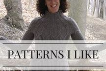 Amazing Knitting Designs / Just a few of my favorite patterns from my fellow knitwear (and crochetwear) designers.