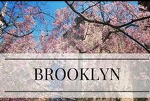 At Home in Brooklyn / Goings-on in my favorite borough! Things I do to rest and relax when I'm not on the road.