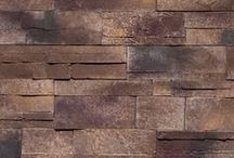 Dry Stack: Dutch Qaulity / An exceptionally efficient option that gives you the profile of intricately stacked natural stone in an easy-to-install panel form. No grouting small ledge stones or prolonged construction timelines required.