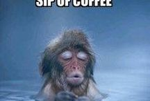 The best part of waking up, is when you find coffee in your cup