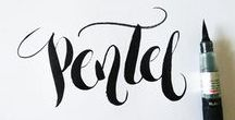 Handlettering & Calligraphy