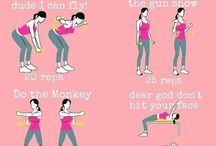 >Let's get physical< / Fitness & workout routines