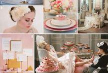 Baroque / Petit Versailles Brand Development Board