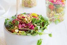 Raconte moi des Salades ....