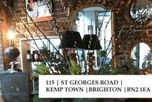 Shop Life / Snap shots of life at our Kemp Town shops and the beautiful displays created by our very talented Sarah Corton (Previously of Artifice fame)