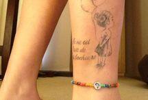 Tattoos  / Tatoo Ideas!!