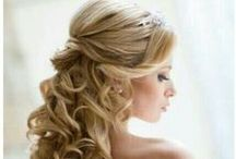 Hairstyles / This board is all the hairstyles I love that would suit my sort of hair.  There are some that are links to you tube videos to show you how to create the styles yourself.  Good luck :)