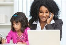 Mums Working From Home / Tips, Advice and Inspiration for mums working from home