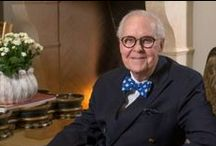 Faudree Inspiration / I am a true Charles Faudree devotee!  He is my design mentor and hero!  I have admired his designs for years, have all his books, have used his fabric collections with as many clients as would have them, and even have a Cavalier King Charles Spaniel!