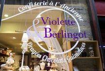Violette & Berlingot / Histoire de l'entreprise Violette & Berlingot. Confiserie authentique lyonnaise.