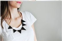 t-shirt jewelery inspirations