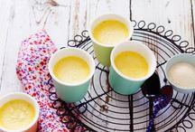 Desserts Crémeux !