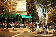 Alphabet city and Lower East Side / Alphabet City and Lower East Side