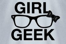 Geeky and Proud of It / by Joanna Baguio