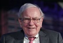 "Warren Buffet / The ""Oracle of Omaha"", Investor, Philanthropist, CEO and Chairman of Berkshire Hathaway, Inc."
