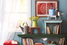UPcycle / REcycle and UPgrade ordinary items into interesting, functional pieces for your home!