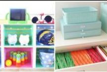 Organization / -A Place for Everything and Everything In Its Place-