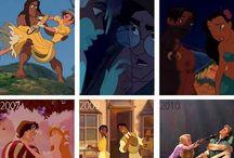 The wonderful & enchanting world of Disney!
