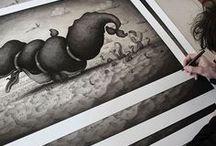 Giclée prints / impresiones giclee / Giclée fineart prints Impresiones fineart giclee