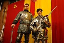 Castle Tintagel / Our School for Medieval Martial Arts in Tokyo