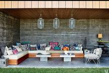Patios, Porches & Decks (Oh My!) / Ideas for making the most of your outdoor entertaining spaces!
