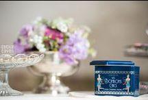 V&B - Les belles boîtes / Cadeaux d'invités, boîtes décoratives, boites graphiques, décoration intérieur, boîtes bonbons, style vintage, boites vintage