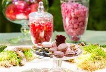 V&B - Candy bar / Candy bars, des assortiments de bonbons pour tous les événements, ravissez vos invités !
