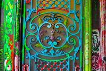 DOORS / Beautiful and unusual doors & gates