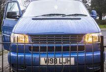 My VW T4 caravelle / My vans evolution