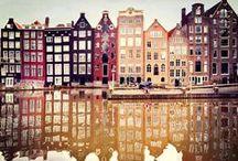S'Evader à Amsterdam ...