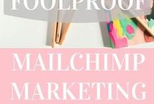 Mailchimp How To's / Mailchimp tips and tricks, how to use mailchimp, email marketing, mailchimp marketing, mailchimp tutorials, mailchimp setup, mailchimp articles, mailchimp autoresponders, mailchimp for solopreneurs, mailchimp for online business, mailchimp for bloggers, mailchimp for coaches