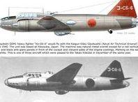 Avioane sub emblema japoneza