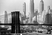 NYC in Black & White / by JoAnna Keener