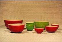 Vietnam bamboo bowl-designs of Cat Dang Handicraft Co.,ltd / Vietnam bamboo bowl Natural bamboo, use for salad or fruit Website: http://bamboolacquer.net/ Email: info@catdangcraft.com