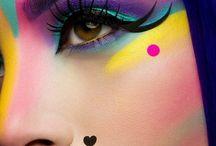 Artistic Make Up!
