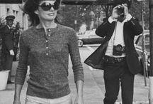 Jackie Onassis / by Francesca Pallante