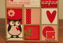 Valentine's Day Projects with Stampin' Up! / Cards and other projects for Valentine's Day featuring Stampin' Up! products. If you follow this board you'll be very well prepared for each and every year's Valentine's Day!