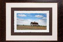 Barns! / Rural Route Creations takes barn photos all over North America. Each is offered for sale through a number of different mounting options and sizes. Choose the barn photo(s) that fits your house or office!
