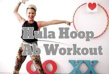 [ HOOPING WORKOUTS ] / Hooping workouts for fitness and health