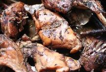 Viande (Pork/Veau/Lapin/boeuf/agneau)