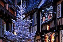 Christmas ! / foie gras, bredele, recettes festives, décoration de Noël