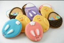 chicky & buns / cookies