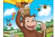 Curious George DVDs / Our favorite Curious George DVDs!