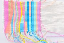 weaving || hanging