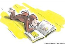 Favorite Things / Here are a few of Curious George's favorite things!
