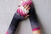 [ KNITTING & CROCHET ] / Knitting and crochet patterns