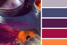 [ COLOUR PALLET ] / Colour pallets