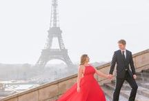 Eiffel Tower location / Couples photos taken at the Eiffel Tower in Paris. Also, engagement pictures and wedding photos at the Eiffel Tower.  #eiffel #eiffeltower #paris #parisphotography #parisphotographer