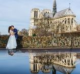 Notre Dame location / A collection of photos taken in Paris during couples photo sessions, engagement shoots, anniversary and honeymoon photo sessions and Paris weddings by Fran Boloni, The Paris Photographer.  #parisphotographer #parisphotography #notredame #notredamecathedral #paris #parisphotography #couplesphotos #frantheman #theparisphotographer